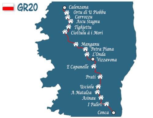 Grandes Randonnees En Corse Le Gr20 Page 1 Corse Randos Com